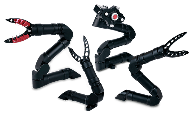 Alpha group of robotic manipulators