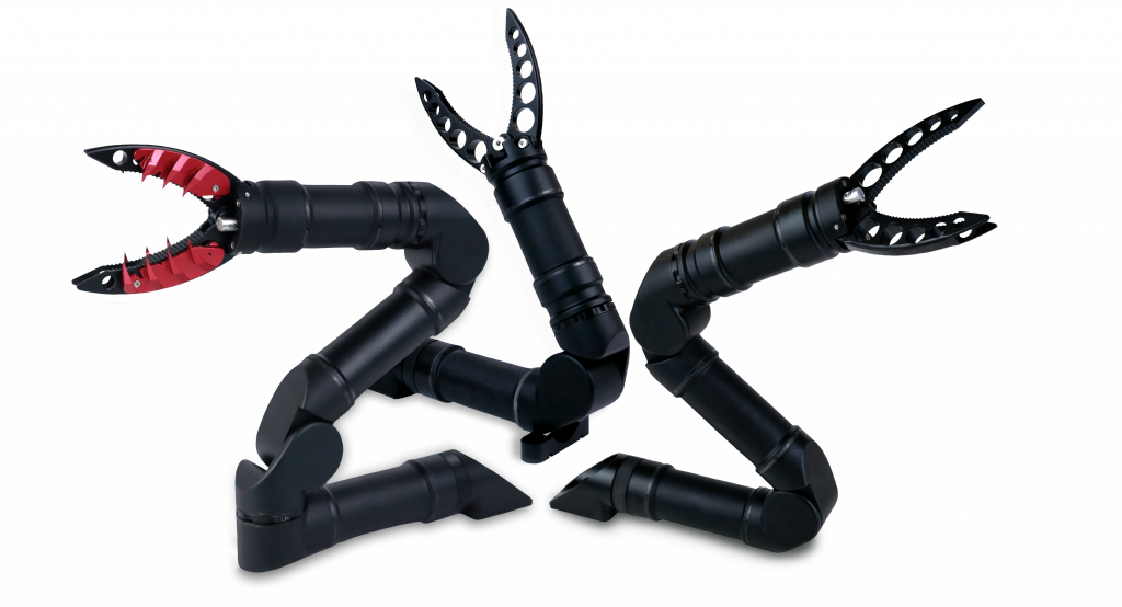 Reach Alpha class manipulators