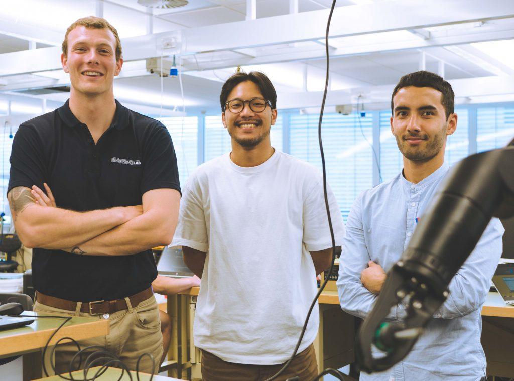 Training at Blueprint Lab
