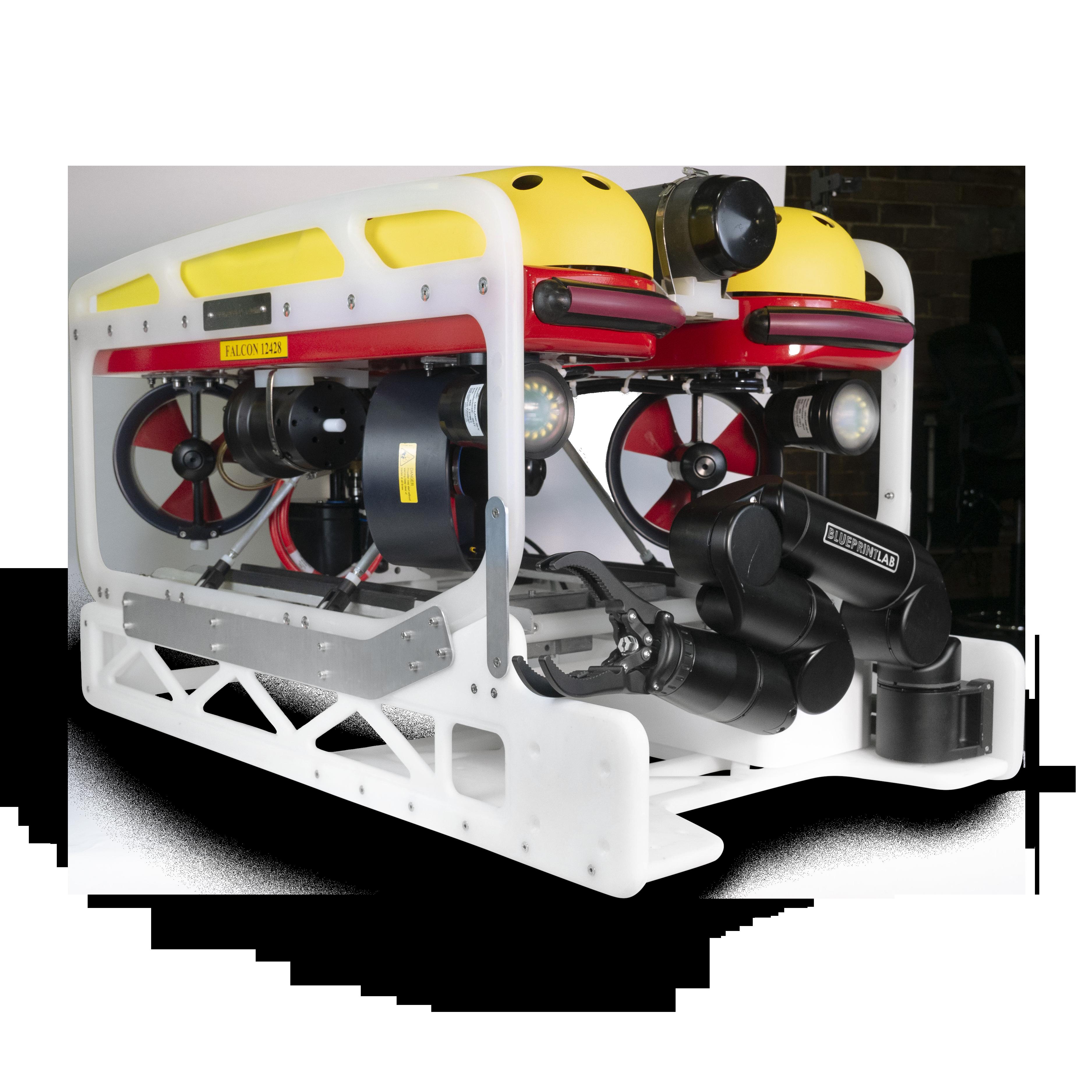 Intervention Underwater Portable ROV